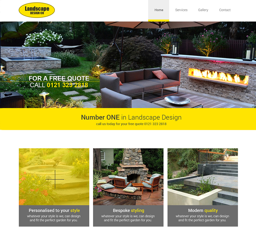 Landscpe and Design Co